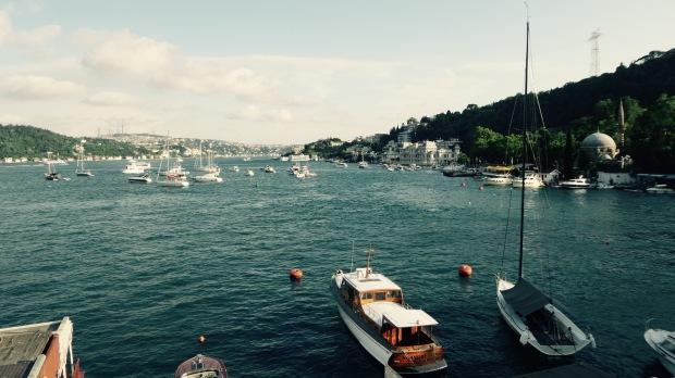 Bebek - Poshest part of Istanbul